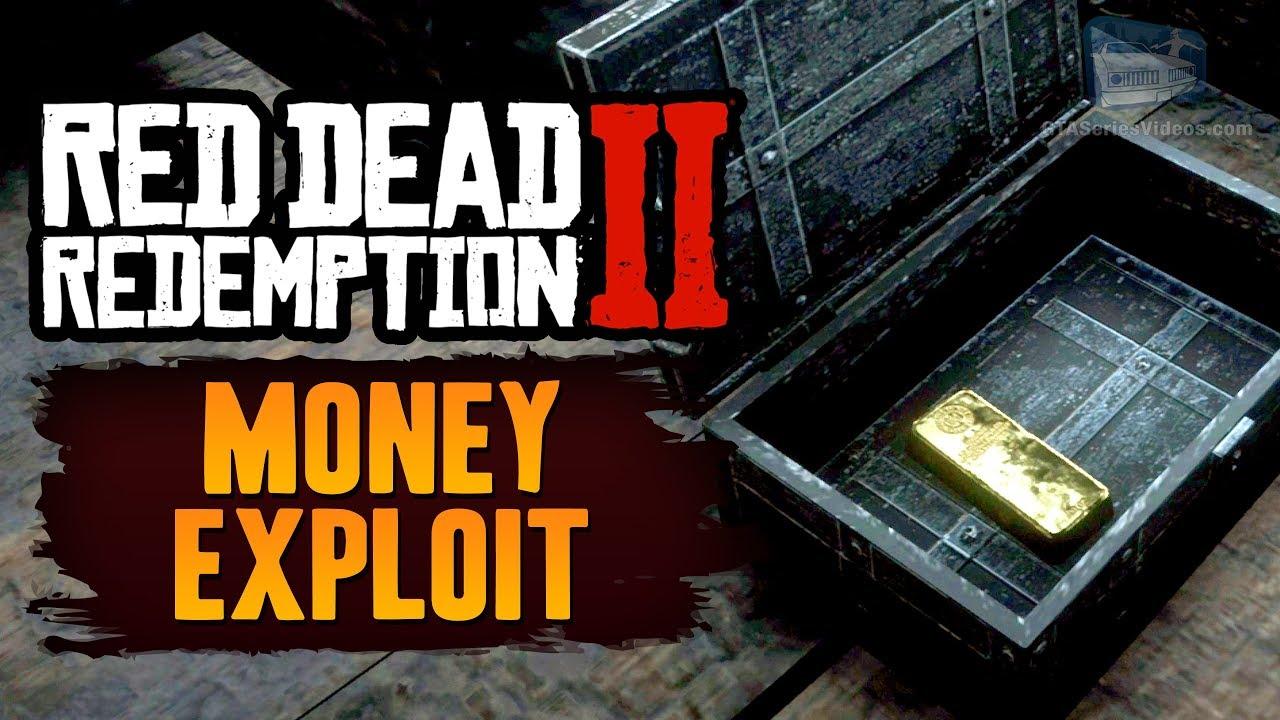 Red Dead Redemption 2 - Unlimited Money Glitch