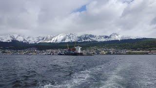 Ushuaia, Tierra del Fuego, BAOBAB, Argentina, Beagle Cannal