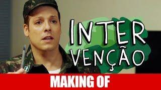 Vídeo - Making Of – Intervenção