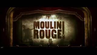 """""""Générique Début"""" Du Film Moulin Rouge De Baz Luhrmann En 2001"""