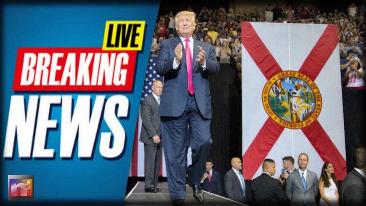 Breaking Trump Scores Major Victory After His Endorsement Strikes Fear In Florida Democrats