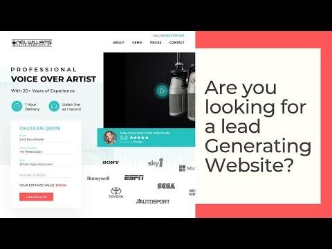 The secret of making a Lead Generating Website   Strategic Web Design 01