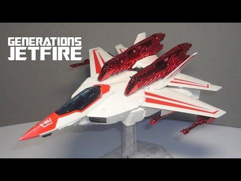 Jetfire Generations Revisão em Português