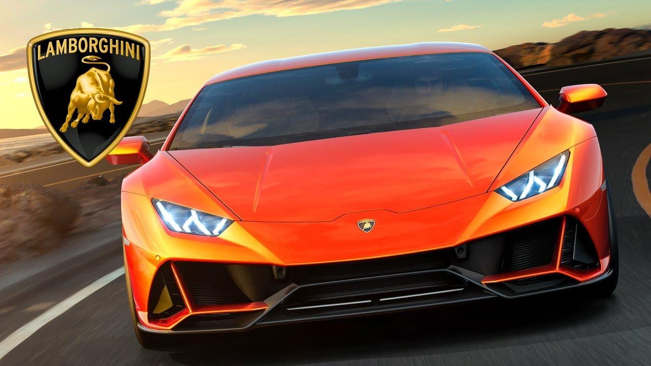 2019 Lamborghini Huracan Evo Prices Specs Details Youtube