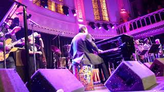 Jools Holland and his rhytm and blues orchestra live Amsterdam 14th of april 2018