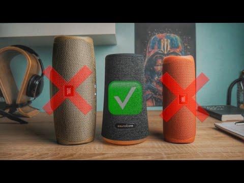 Обзор Soundcore Flare+ Plus | Круче JBL Charge 4 и JBL Flip 5 и дешевле? Сравнение Soundcore Vs JBL
