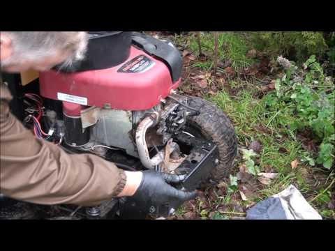 Is it the VALVES? Single Cylinder Briggs and Stratton OHV VALVE ADJUSTMENT Procedure and Specs