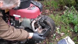 Is it the VALVES? Single Cylinder Briggs and Stratton OHV VALVE ADJUSTMENT Procedure and Specs MP3