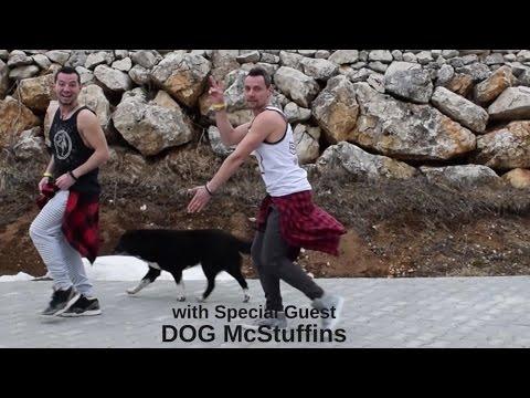 Piso 21 Ft. Maluma - Me llamas (Cumbia Remix) - Zumba fitness by Claudiu Gutu ft. Ionut Iordache
