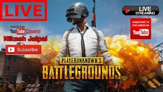 Live PUBG ONLINE Game Play by Nikash Jaipal