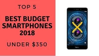TOP 5: Best Budget Smartphones 2018 - Top Cheap Phones