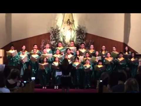 St. Helena School Pueri Cantores Choir