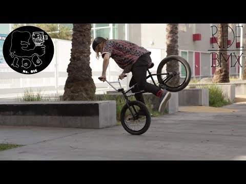 LEDGE HEAVEN W/ MADERA BMX AND FRIENDS || ELOG 016