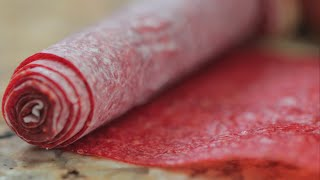 Strawberry Mango Fruit Roll Up Candy For Kids (oscars 2015)  | Health Reset Meals