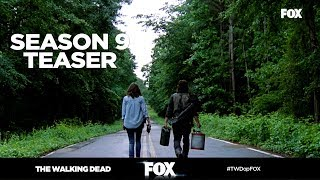 Teaser The Walking Dead seizoen 9