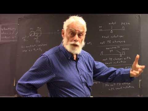 daguniv 1041 balancing beam with two masses  energy criterion  5