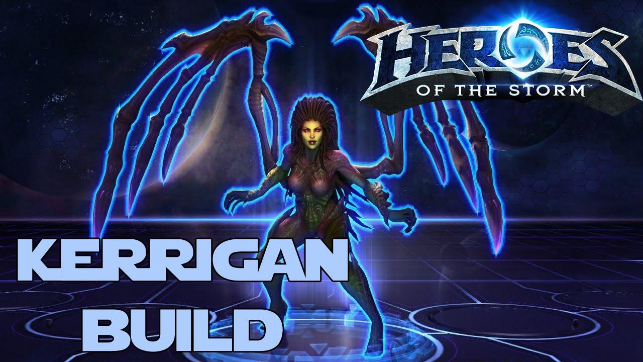 Build Kerrigan Heroes