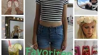 FAVORITEN JUNI ♡ | Beauty, Fashion & Random! Thumbnail