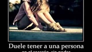 Franco De Vita Feat Natalia Jiménez  Tan Sólo Tú