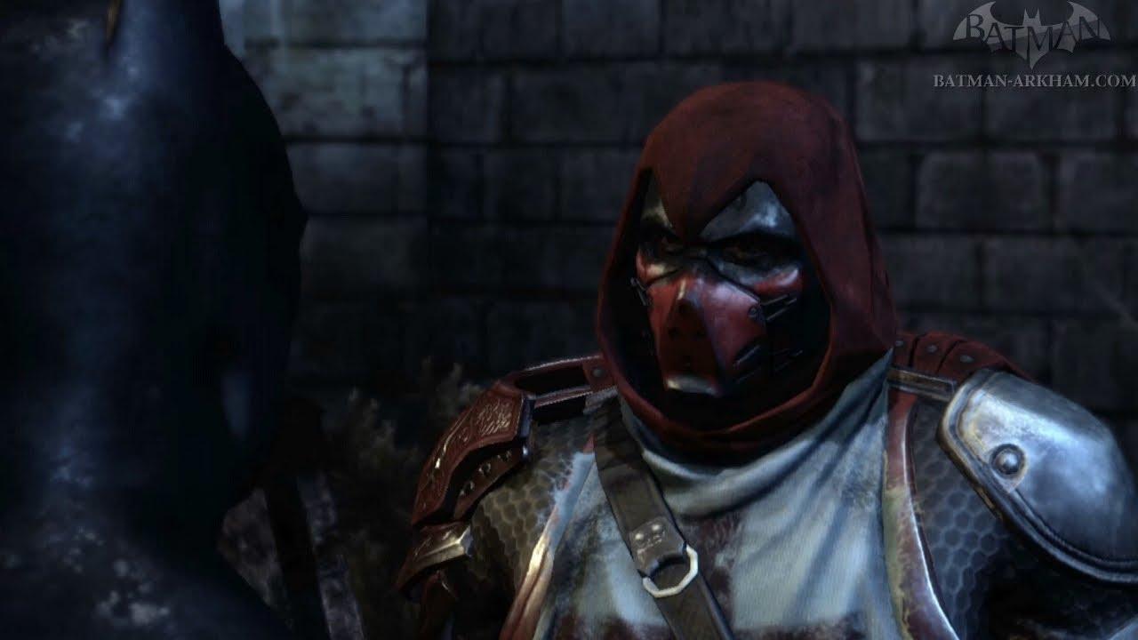 Batman Arkham City Watcher In The Wings Azrael Side Mission
