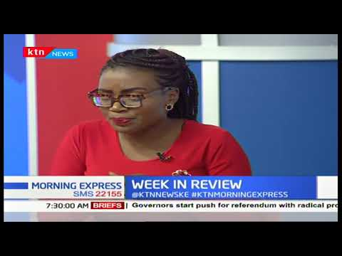 Week in review: Governors front referendum push