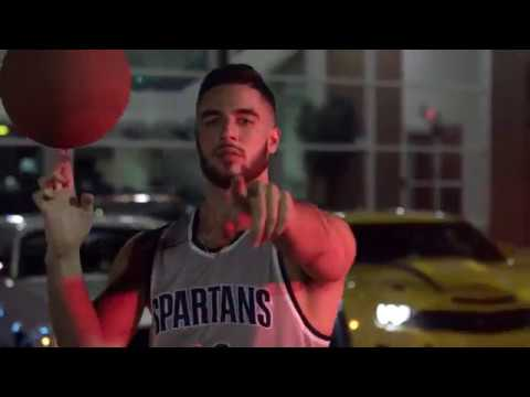2017-18 UNCG Men's Basketball Intro Video
