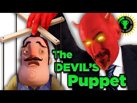 Thumbnail: Game Theory: Hello Neighbor - The DEVIL is in the Details!