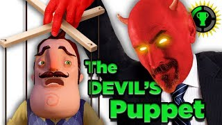 Game Theory: Hello Neighbor - The DEVIL is in the Details! thumbnail