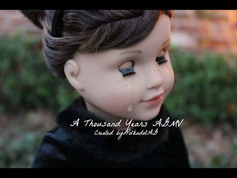 A Thousand Years | AGMV |PolkadotAG| For 150+ Subs