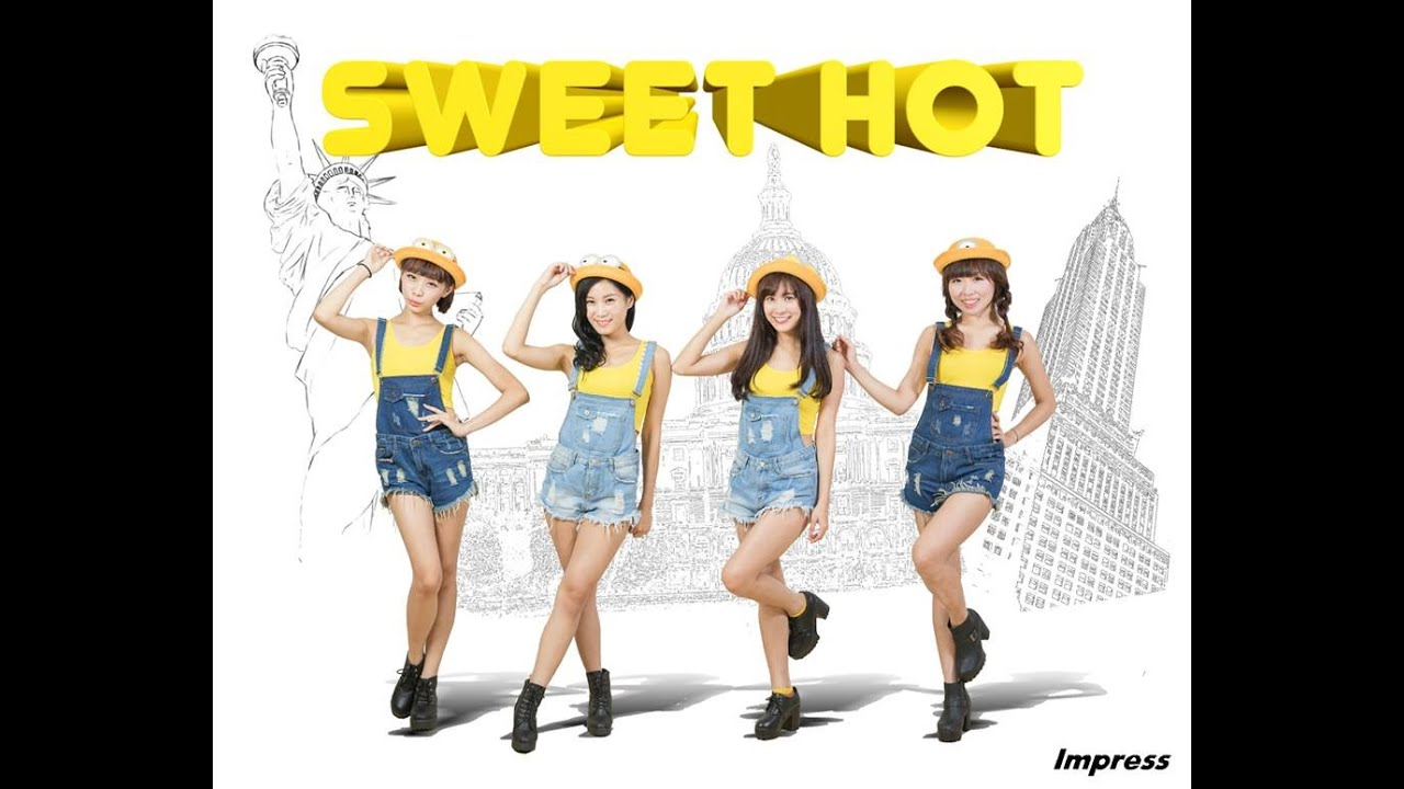 Dance hot and roxy sweet