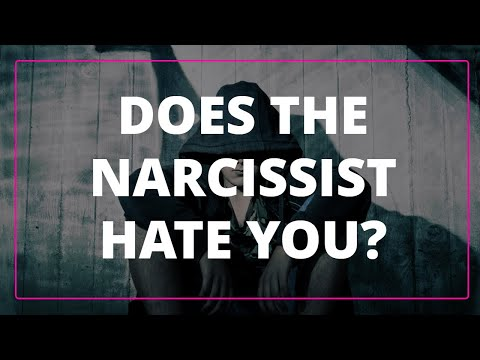 Why does the narcissist hate you? Psychology of Narcissistic Personality Disorder