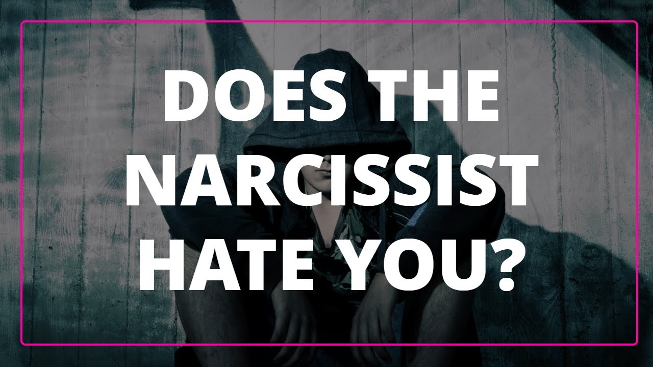 Narcissists are miserable