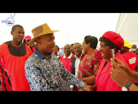 Chamisa's Arrival, Breathes Fire in Marange  Manicaland Mutare west
