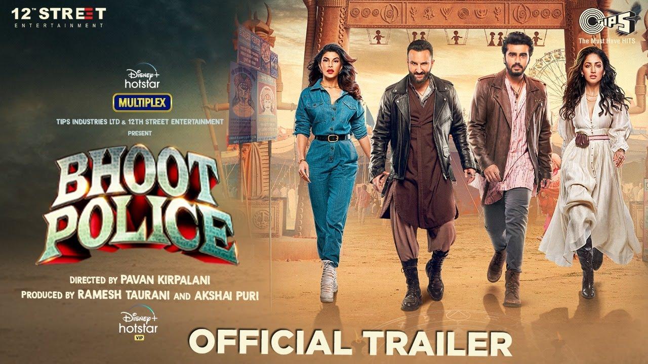 Download Bhoot Police   Official Trailer   Saif Ali K, Arjun K, Jacqueline F, Yami G   17th September