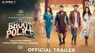Bhoot Police   Official Trailer   Saif Ali K, Arjun K, Jacqueline F, Yami G   17th September Thumb