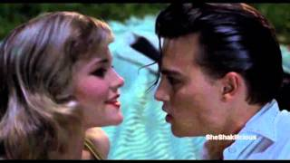 French Kissing Lessons  {Johnny Depp - Cry Baby}