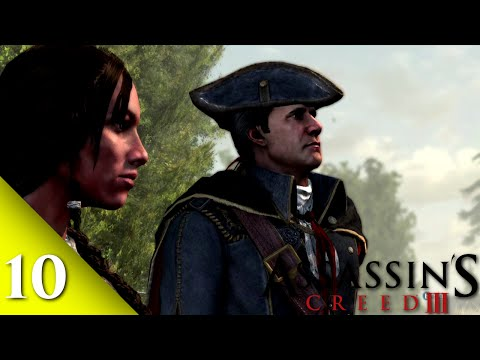 Assassin's Creed III | Part 10 - The Mysterious Woman's Mysterious Cave *wink*