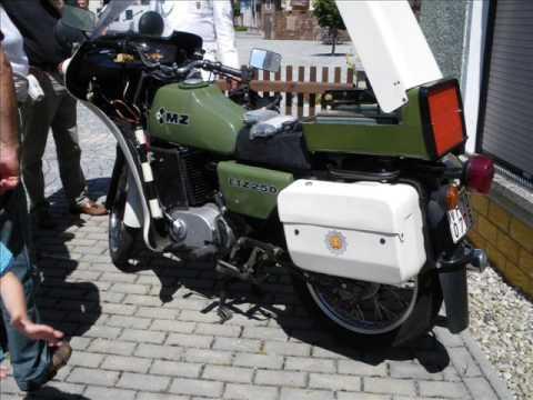mz etz 250 f motorrad der volkspolizei in der ddr beim. Black Bedroom Furniture Sets. Home Design Ideas