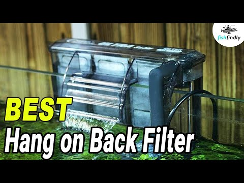 Best Hang On Back Filter In 2019 – Top HOB Models Compared!