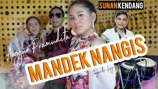 Anggun Pramudita feat Sunan Kendang - Mandek Nangis (Official Video)