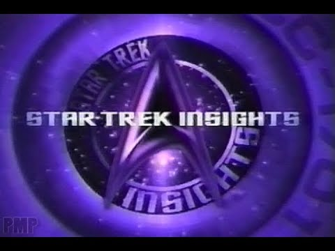 Star Trek Insights (1999) Sci-Fi Channel Special Edition
