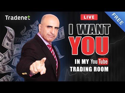 Meir Barak Live Trading Room Streaming