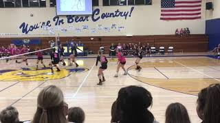 Hanna Parisio #22 -'20 grad/volleyball highlights