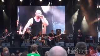 """Inkwizycja - """"Jestem spokojny"""" @OFF Festival, Katowice 1.08.2014"""