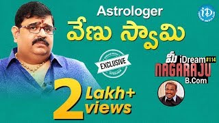 Astrologer Venu Swamy Exclusive Interview || Talking Politics With iDream #244