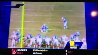Toni Linhart WBAL-TV Sunday Channell 11
