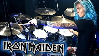 Kyle Brian - Iron Maiden - Hallowed Be Thy Name (Drum Cover)