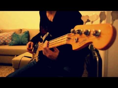 If I Had A Tail - Queens Of The Stone Age [bass cover]