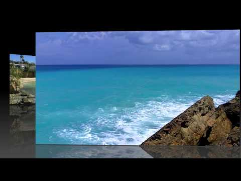 (HD) ANGUILLA BEACHES - MEADS BAY - BARNES BAY - WEST INDIES