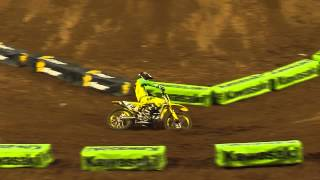 Supercross LIVE! 2014 - 2 Minutes on the Track - 450 Second Practice in Phoenix